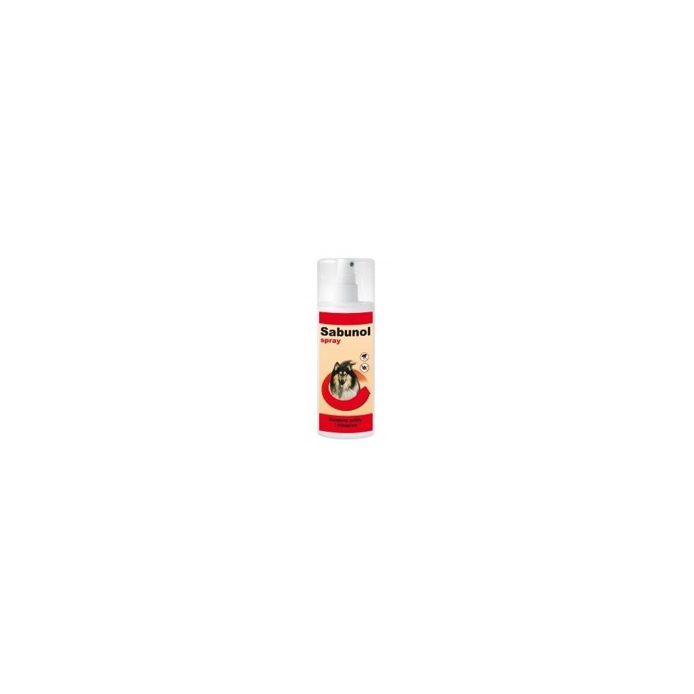 DR SEIDLA Sabunol - spray przeciw pchłom i kleszczom 100ml